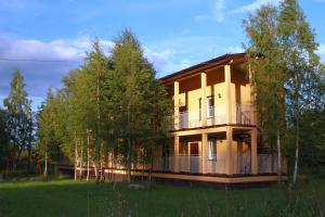 Guest house Berezki, Penzióny  Pribylovo - big - 49