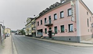 Deutsches Haus - an der Loreley - Holzfeld
