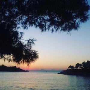 Victoria Blue Argolida Greece