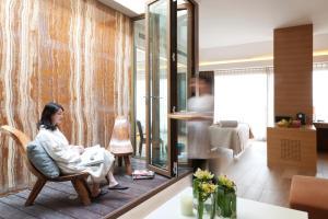Highxuan Spa Hotel, Hotely  Hangzhou - big - 38