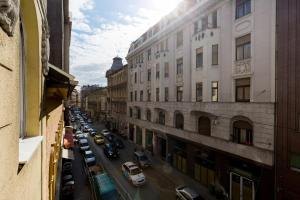 Prestigious Studio near New York Hotel, Appartamenti  Budapest - big - 23