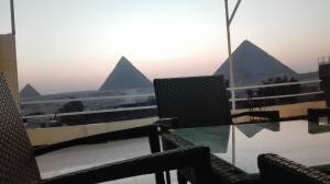 Horus Guest House Pyramids View, Hostince  Káhira - big - 98