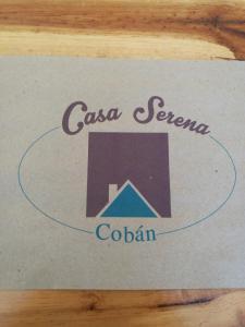 Casa Serena, Szállodák  Cobán - big - 12