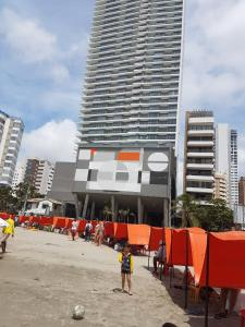 Morros City - Frente al mar, Apartmány  Cartagena - big - 11