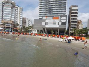 Morros City - Frente al mar, Apartmány  Cartagena - big - 15