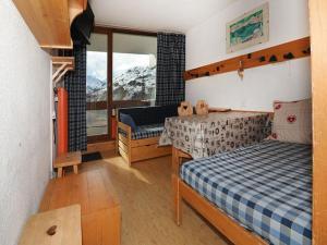 Apartment Chaviere, Appartamenti  Les Menuires - big - 6