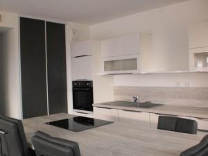Apartment Odyssea, Apartmány  Le Barcarès - big - 4