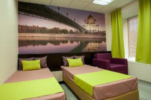 Отель Якиманка 38