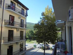 Oreokastro, Apartmány  Kabardinka - big - 15