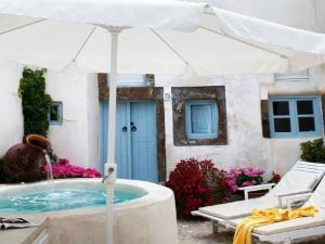 Villa Ivi, Vily  Megalochori - big - 6