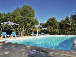 Location gîte, chambres d'hotes Nice chalet in the woods of the beautiful Dordogne dans le département Lot 46
