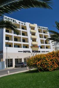 Hotel Francis, Szállodák  Beja - big - 1