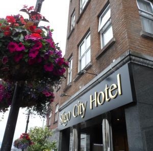 Sligo City Hotel, Szállodák  Sligo - big - 44
