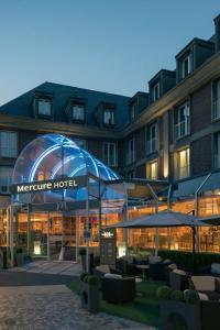 Mercure Abbeville Centre – Porte de La Baie de Somme, Hotels  Abbeville - big - 14
