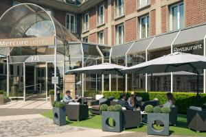 Mercure Abbeville Centre – Porte de La Baie de Somme, Hotels  Abbeville - big - 1