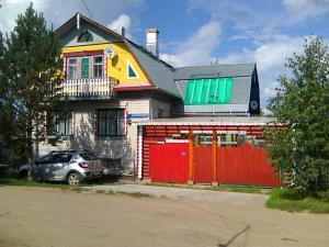 Guest house na Atlasova 31 - Krasavino