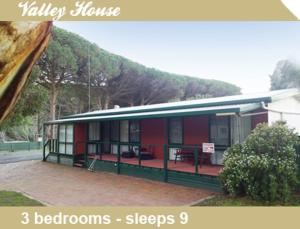 Second Valley Caravan Park