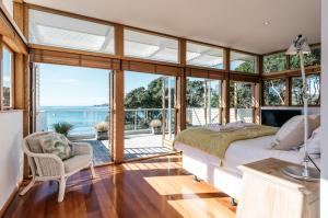 The Beach House - Oneroa Beach, Prázdninové domy  Oneroa - big - 25