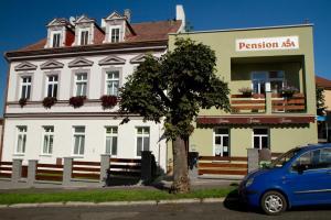 pension A5A - Karlovy Vary