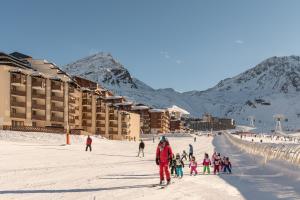 Location gîte, chambres d'hotes Résidence Pierre & Vacances Les Temples du Soleil dans le département Savoie 73