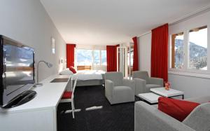 Accommodation in Adelboden