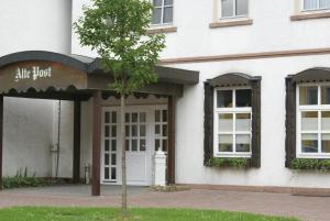 Hotel Garni Alte Post - هوكستر