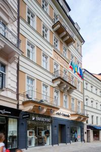 Hotel Ostende - Karlovy Vary