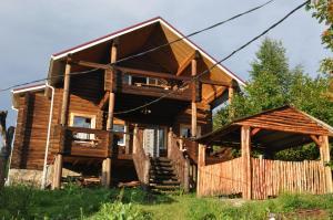 Cottage U Petrovny - Burnyy