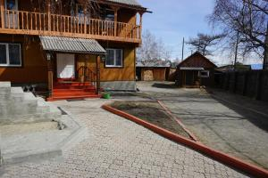 Гостевой дом Аршан Вертикаль, Аршан