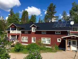 Accommodation in Lapponia