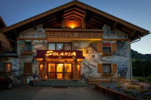 Apart Solaria - Haus des Wohlfühlens