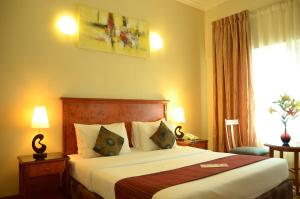Nejoum Al Emarat, Hotels  Sharjah - big - 5