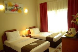 Nejoum Al Emarat, Hotels  Sharjah - big - 11