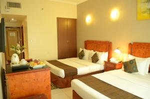 Nejoum Al Emarat, Hotels  Sharjah - big - 42