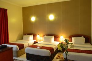 Nejoum Al Emarat, Hotels  Sharjah - big - 16