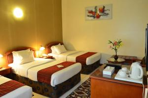 Nejoum Al Emarat, Hotels  Sharjah - big - 15