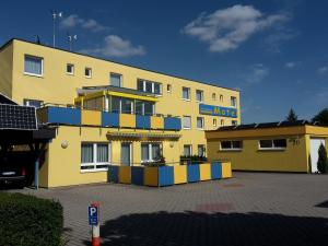 Motel Am Highway, Motel  Althengstett - big - 14