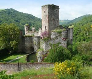 Chambre d'Hôtes au Château de Belcastel - Antaignagues