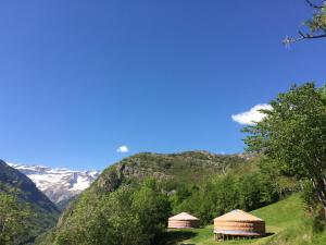 Location gîte, chambres d'hotes Yourtes Mongoles Gavarnie dans le département Hautes Pyrénées 65