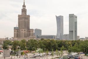 Apartament Marszałkowska by City Quality