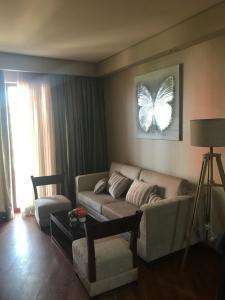 Ana's Apartment in Chakvi Oasis, Апартаменты  Чакви - big - 6