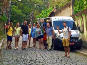 Solar do Cosme, Pensionen  Rio de Janeiro - big - 67