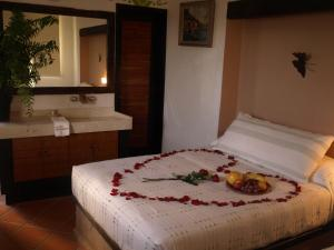 Hotel Boutique La Casona de Don Porfirio, Hotels  Jonotla - big - 107
