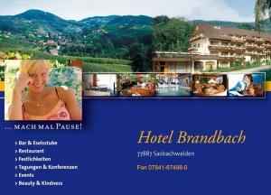 Hotel Brandbach - Kappelrodeck