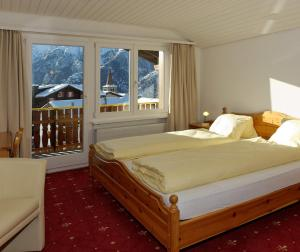 Family Hotel and Spa Desiree, Hotels  Grächen - big - 61