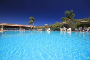 Mare Azzurro, Apartmánové hotely - Cardedu