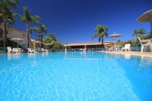 Mare Azzurro, Apartmánové hotely  Cardedu - big - 66
