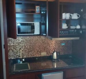 Ana's Apartment in Chakvi Oasis, Апартаменты  Чакви - big - 26