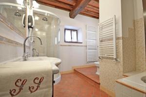 Villa Anita, Prázdninové domy  Cortona - big - 9