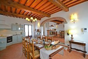 Villa Anita, Prázdninové domy  Cortona - big - 20
